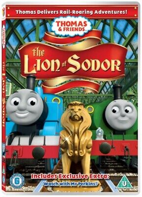 Thomas the Tank Engine and Friends: The Lion of Sodor DVD (2011) Thomas the
