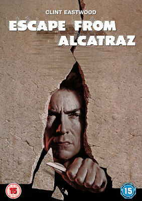 Escape from Alcatraz DVD (2001) Clint Eastwood