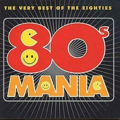 Various Artists : 80s Mania: The Very Best of the Eighties CD (2001) Great Value
