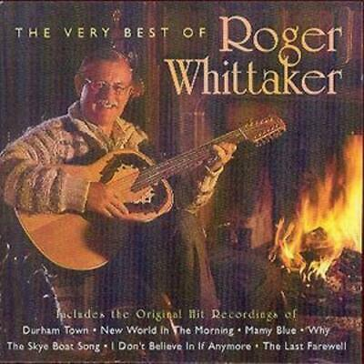 Roger Whittaker : The Very Best Of Roger Whittaker CD (1997)