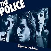The Police : Regatta De Blanc CD