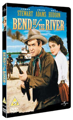 Bend of the River DVD (2005) James Stewart, Mann (DIR) cert PG Amazing Value