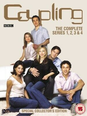 Coupling: The Complete Series 1-4 DVD (2004) Jack Davenport