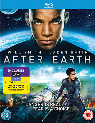 After Earth Blu-ray (2013) Will Smith