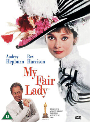 My Fair Lady DVD (2004) Rex Harrison, Cukor (DIR) cert U FREE Shipping, Save £s
