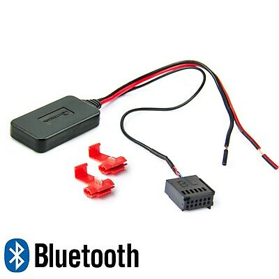 FORD Bluetooth AUX IN ADAPTER KABEL 5000C 6000AUX 6000CD C Radio Handy