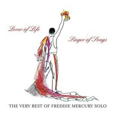 Freddie Mercury : Lover of Life, Singer of Songs: The Very Best of Freddie