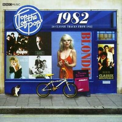 Various Artists : Top of the Pops 1982 CD (2008) Expertly Refurbished Product