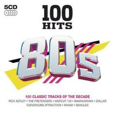 Various Artists : 100 Hits: 80s CD (2007)