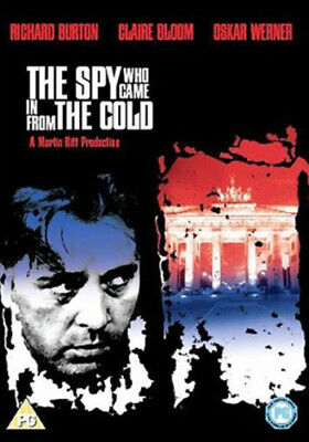 The Spy Who Came in from the Cold DVD (2006) Richard Burton, Ritt (DIR) cert PG