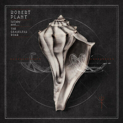 Robert Plant : Lullaby And...the Ceaseless Roar CD (2014)
