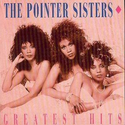 The Pointer Sisters : Greatest Hits CD (1997) Expertly Refurbished Product