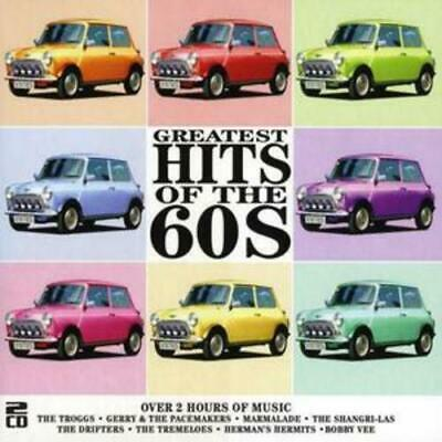 Various Artists : Greatest Hits of the 60's CD (2004)