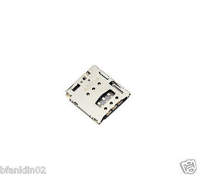 Sony Xperia T3 D5102 D5103 D5106 M50W Sim Card Reader Slot Tray Holder