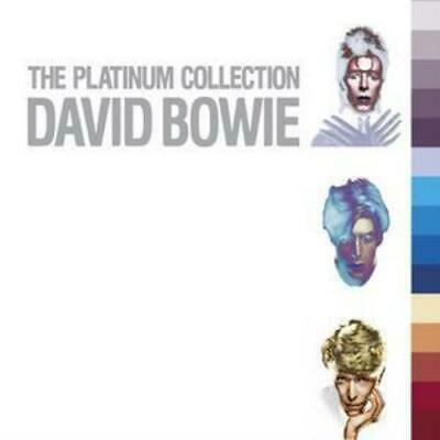 David Bowie : The Platinum Collection CD 3 discs (2005) FREE Shipping, Save £s