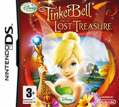 Disney Fairies: Tinker Bell and the Lost Treasure (DS) VideoGames