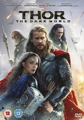 Thor: The Dark World DVD (2014) Chris Hemsworth, Taylor (DIR) cert 12