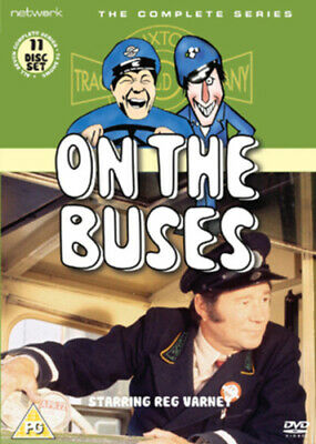 On the Buses: The Complete Series DVD Reg Varney