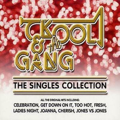 Kool and the Gang : The Singles Collection CD (2004) FREE Shipping, Save £s