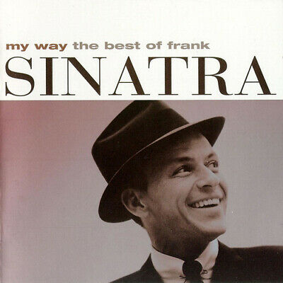 Frank Sinatra : My Way: The Best of Frank Sinatra CD (1997) Fast and FREE P & P