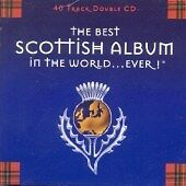 Various Artists : The Best Scottish Album in the World...E CD