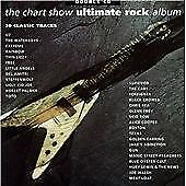 Various Artists : The Chart Show Ultimate Rock Album CD