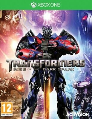 Transformers: Rise of the Dark Spark (Xbox One) VideoGames