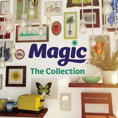 Various Artists : Magic: The Collection CD (2015)