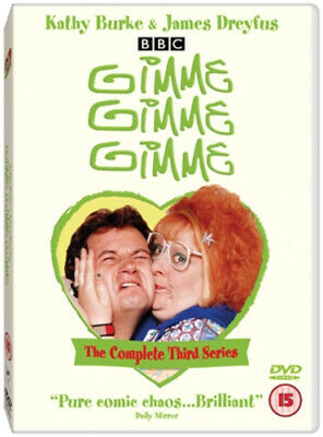 Gimme Gimme Gimme: The Complete Series 3 DVD (2007) Kathy Burke