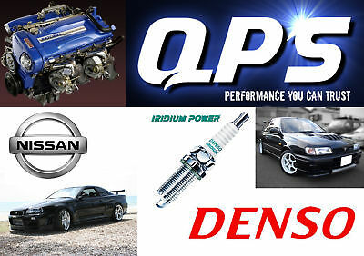 for Nissan Sunny 1.6i Van Denso Iridium Power Spark Plugs