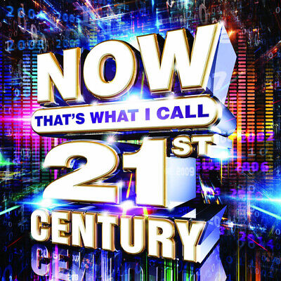 Various Artists : Now That's What I Call 21st Century CD 3 discs (2014)