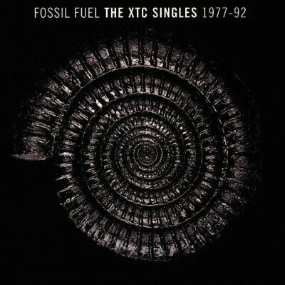 XTC : Fossil Fuel: The XTC Singles 1977-92 CD 2 discs (1996) Fast and FREE P & P