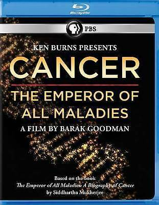 Ken Burns: Story of Cancer / Emperor of All [Blu-ray] New DVD! Ships Fast!