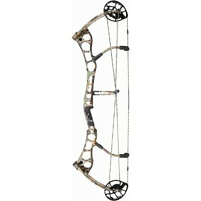 New 2014 Bear Archery Anarchy HC Compound Bow 70 lbs Left Hand Realtree APG