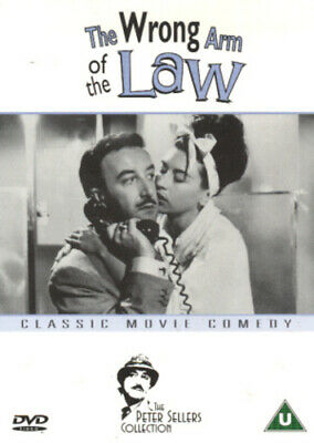 The Wrong Arm of the Law DVD (2002) Peter Sellers