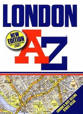 A-Z London (Street Atlas) By Geographers' A-Z Map Company