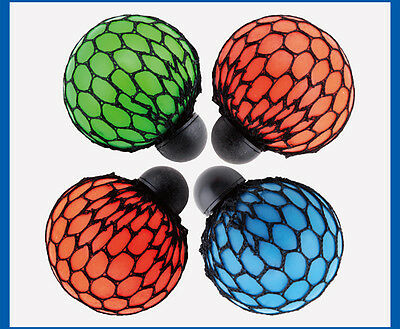 1p Novelty Squeezing Toys Stress Relief Squeeze Ball Venting Ball Grape Shape