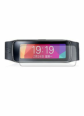 2 Pack Screen Protectors Protect Cover Guard Film For Samsung Galaxy Gear Fit
