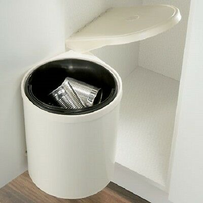 Swing Out Waste Bin - 10 Litres, Automatic Opening Integrated Kitchen Waste Bin