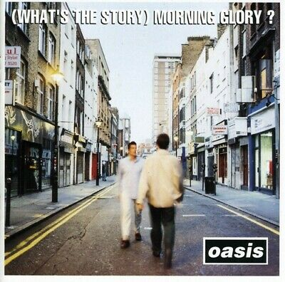 Oasis : Whats the Story Morning Glory CD