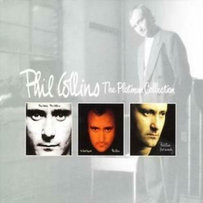 Phil Collins : The Platinum Collection CD (2004)