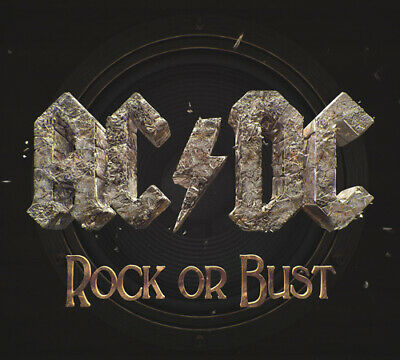 AC/DC : Rock Or Bust CD (2014)