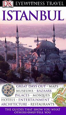 DK Eyewitness Travel Guide: Istanbul By Collectif