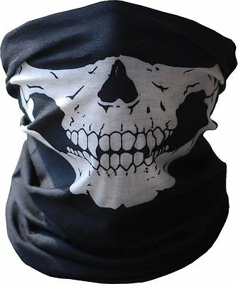 Skeleton Ghost Skull Face Mask Biker Balaclava Call of Duty COD Costume Game BOS