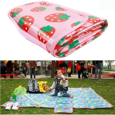Children's Waterproof  Outdoor/Indoor Play Mat   Beach /Picnic Blanket