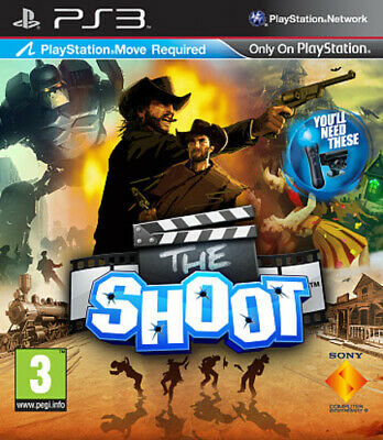 The Shoot - Move Required (PS3) PlayStation 3