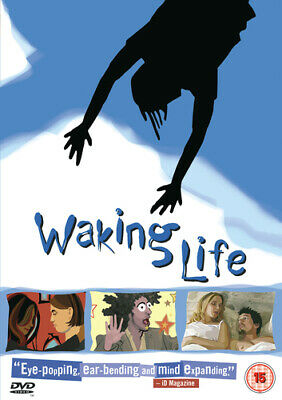 Waking Life DVD (2003) Ethan Hawke, Linklater (DIR) cert 15 Fast and FREE P & P