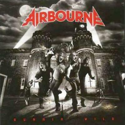 Airbourne : Runnin' Wild CD (2008)
