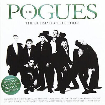 The Pogues : The Ultimate Collection CD (2005)