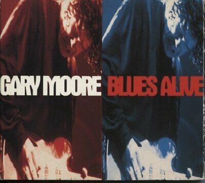 Moore Gary : Blues Alive CD